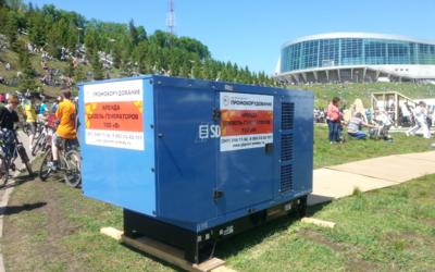 Аренда генераторов в Тобольске